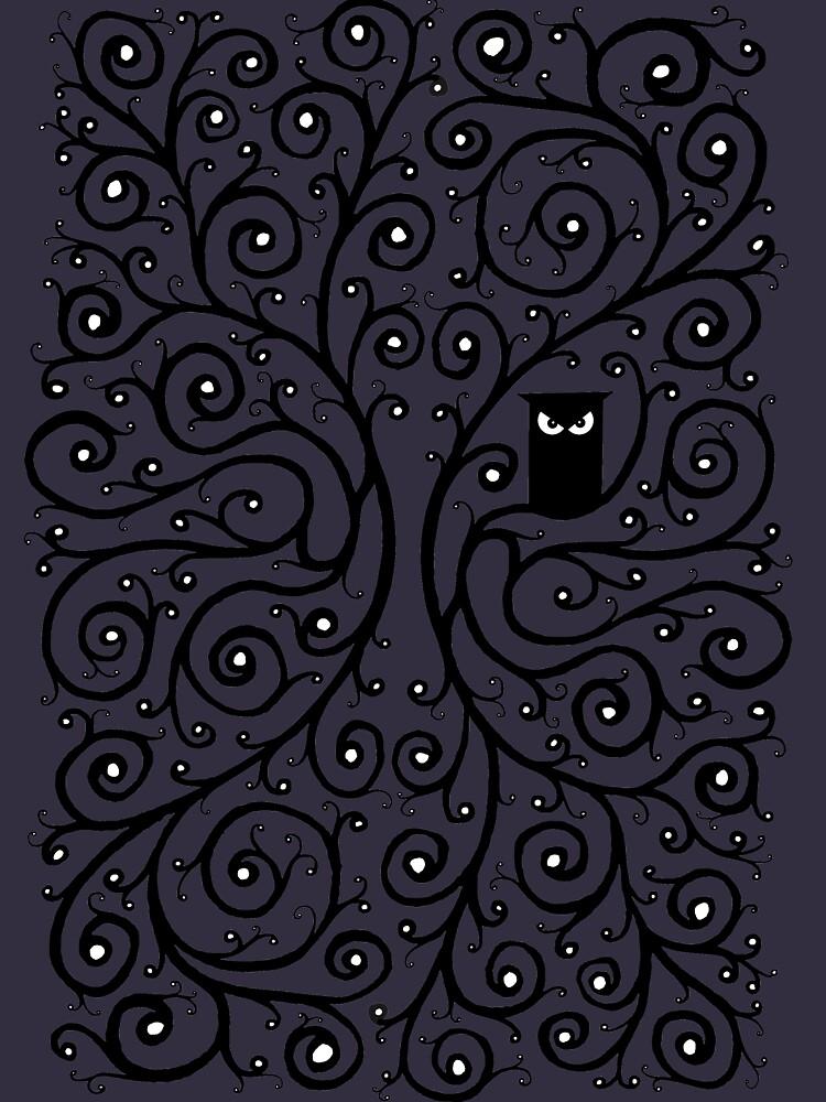 The Owl by TehStr4ngeOnes