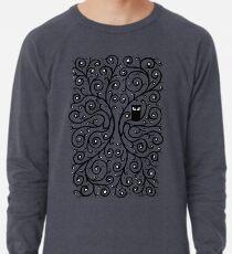 Die Eule Leichtes Sweatshirt