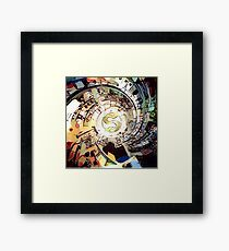 Consumption Function Framed Print