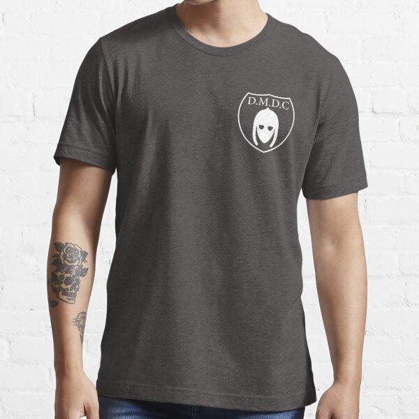 DMDC - Detectorists Badge - White Essential T-Shirt