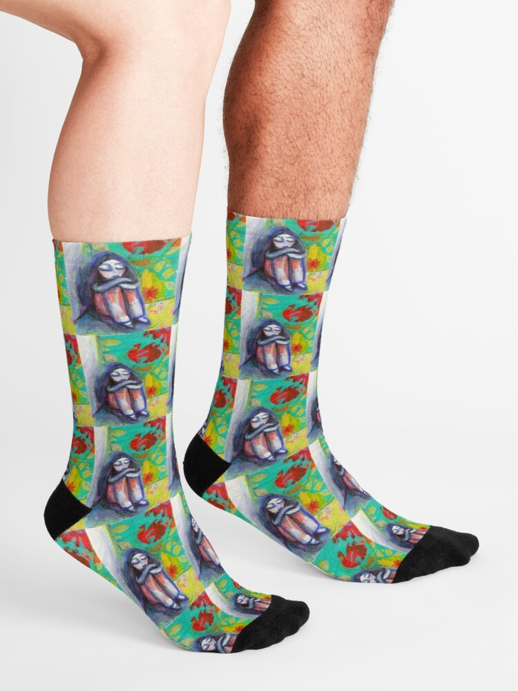 Alternate view of Hurts Socks