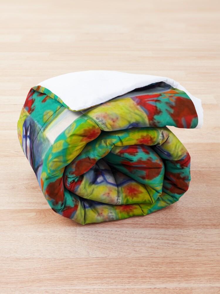 Alternate view of Hurts Comforter