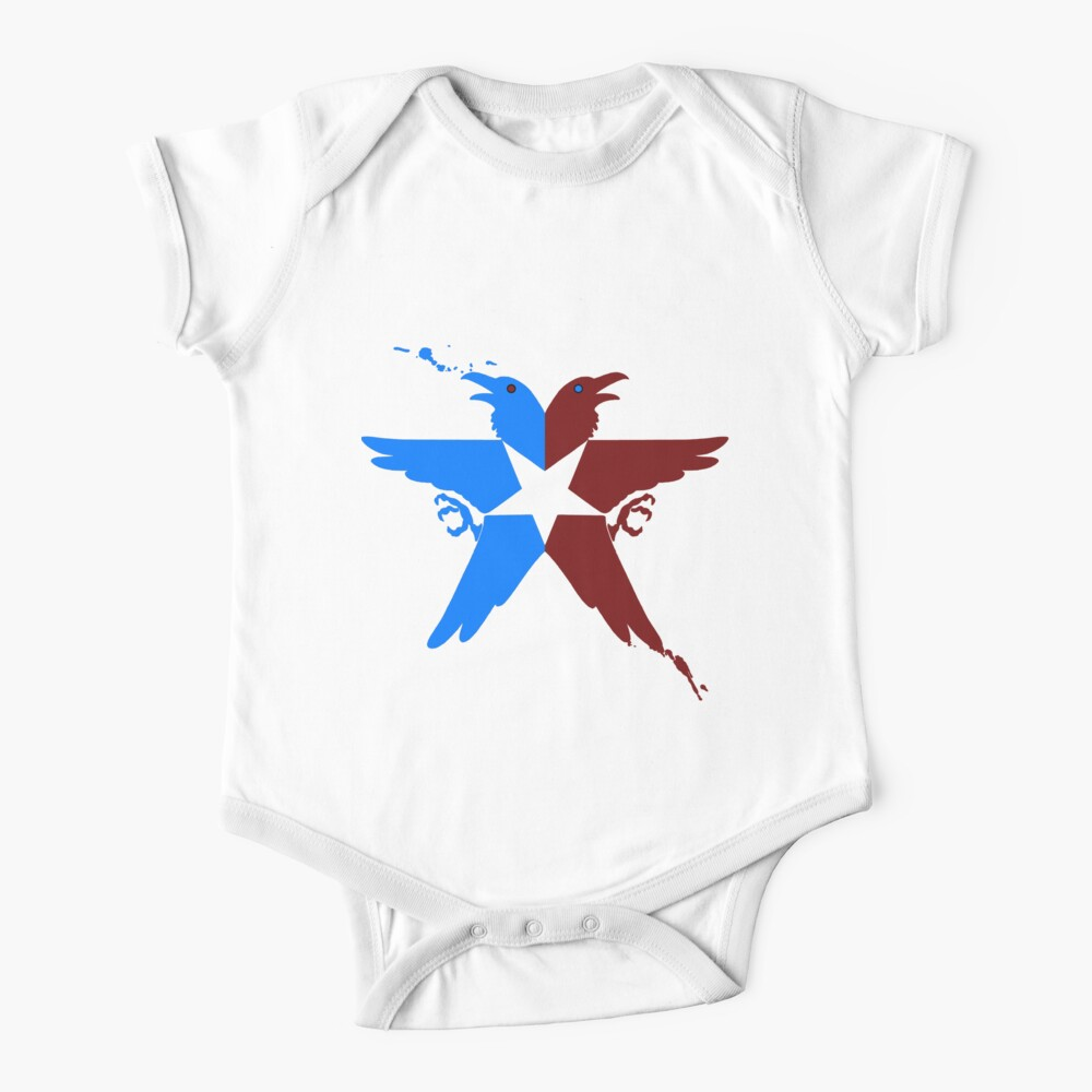 Infamous Second Son Logo Baby One-Piece
