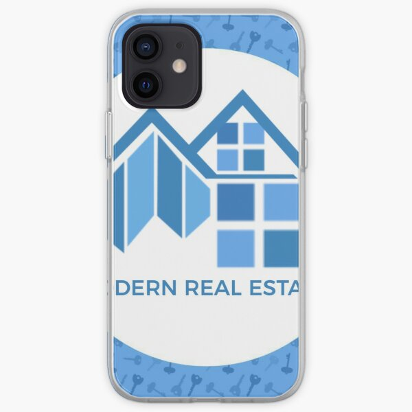 Modern real estate describe iPhone Soft Case