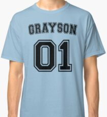 Dick Grayson Sports Jersey Classic T-Shirt