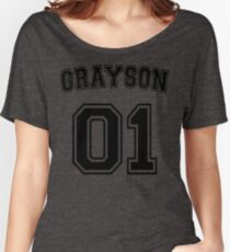 Dick Grayson Sports Jersey Women's Relaxed Fit T-Shirt