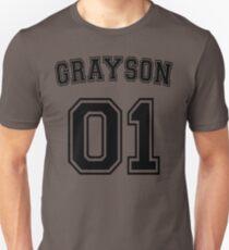 Dick Grayson Sports Jersey Unisex T-Shirt