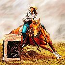 Race the Barrels by Janice O'Connor
