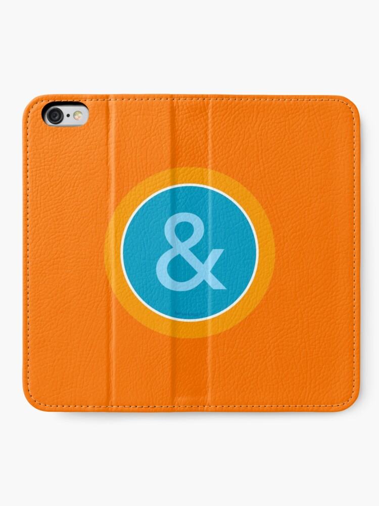 Alternate view of Ampersand iPhone Wallet