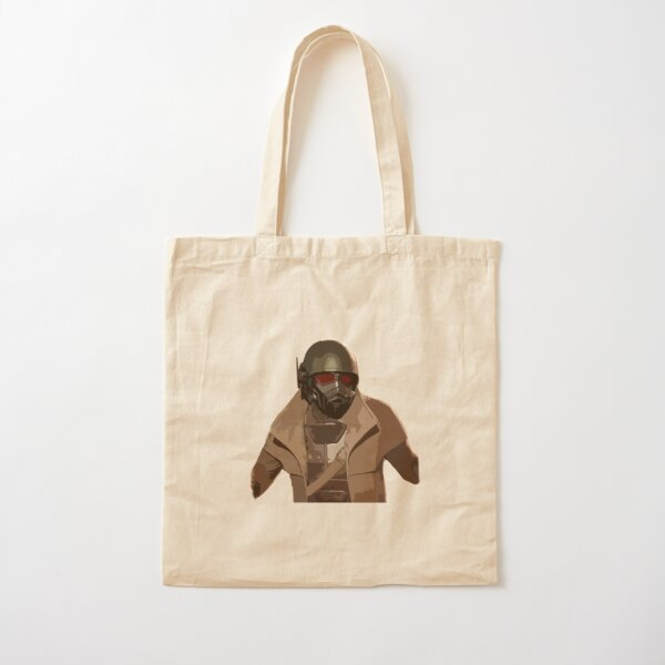 NCR Vector Cotton Tote Bag