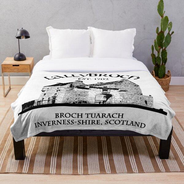 Lallybroch Outlander Throw Blanket