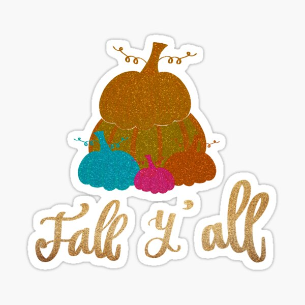Fall Print and Cut Autumn PNG Pumpkin spice PNG File Pumpkin Sublimation Sports PNG Its Fall Y/'all Digital Download
