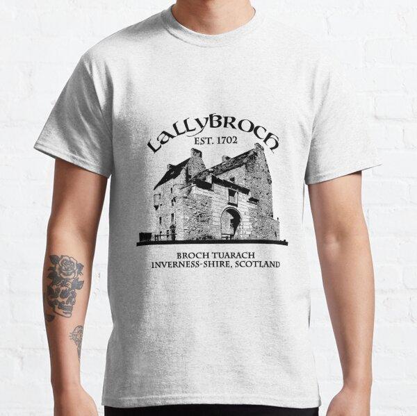 Outlander de Lallybroch Camiseta clásica
