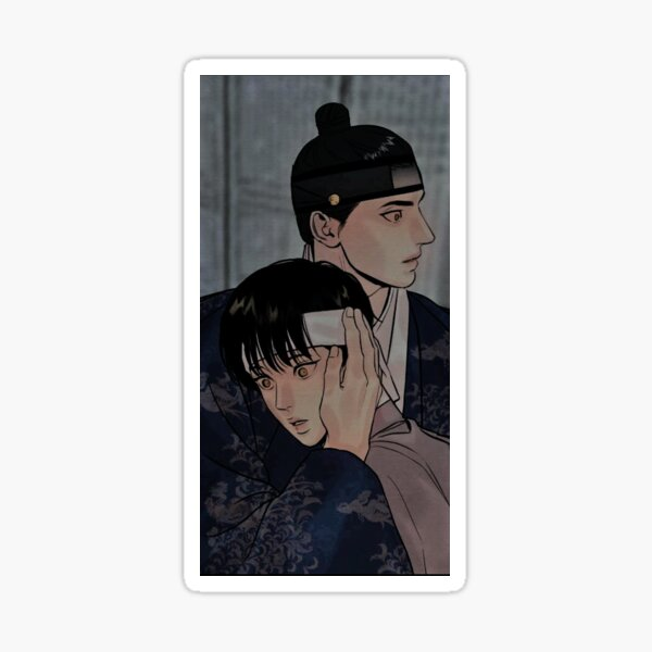 Seungho and nak-yum  Sticker