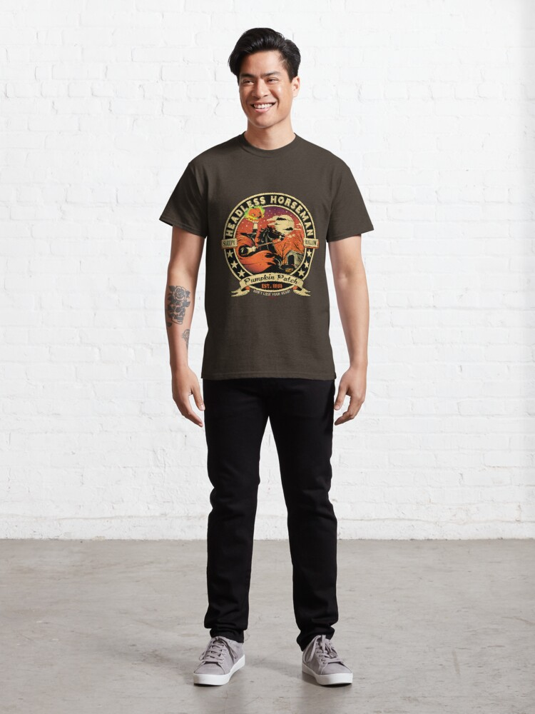 Alternate view of Don't Lose Your Head Now Classic T-Shirt