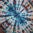 Tie Dye - DinamikTiDi pattern 5 by Heatherian