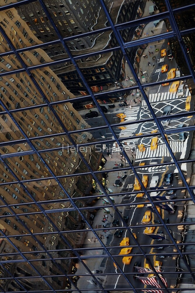 New York City View by Helen Shippey