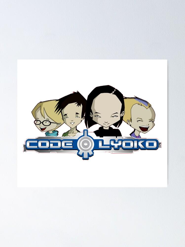 Code Lyoko Poster By Shogunshop Redbubble