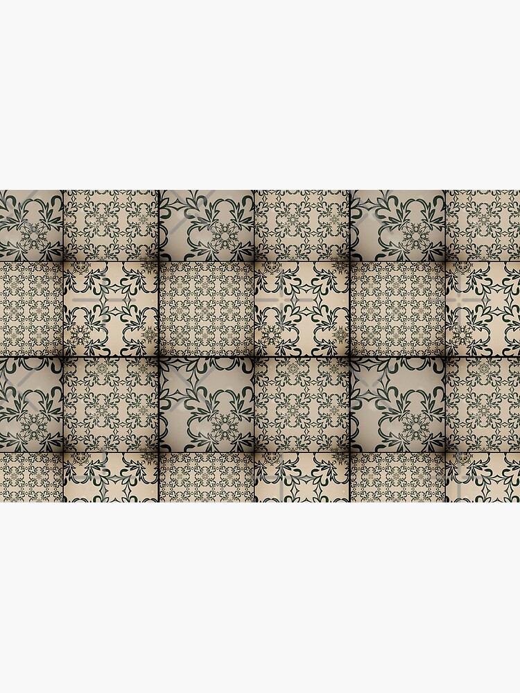 Vintage tiles by WendyLeyten
