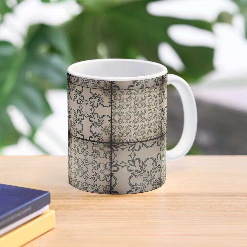 Vintage tiles Mug