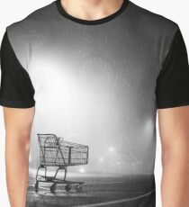 Shopping Cart Graphic T-Shirt
