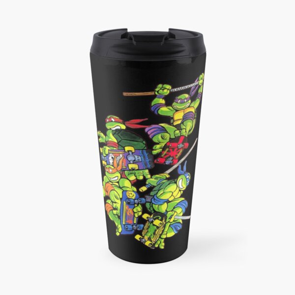 Let's go shred Travel Mug