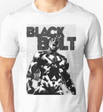 Black Bolt Unisex T-Shirt