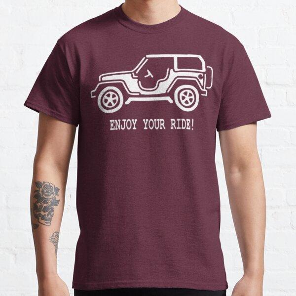 Jeep Girl Youth Tee