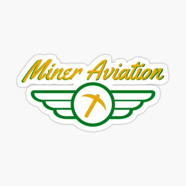 MAV 20th Logo 1 Sticker