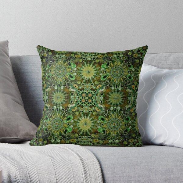 The New Religion Throw Pillow