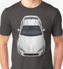 White Jdm Unisex T-Shirt