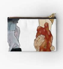 Frodo and Sam Holding Hands Studio Pouch