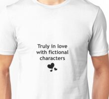 Fictional Characters Unisex T-Shirt