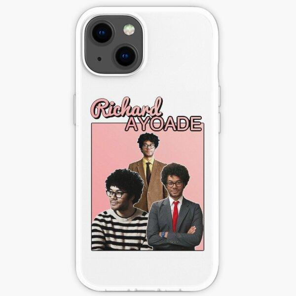 Richard Ayoade Homage iPhone Soft Case