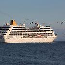 Cruise ship ADONIA by kip13