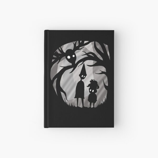 Into Limbo Hardcover Journal