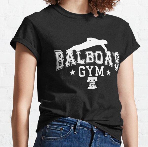 Gimnasio Balboa Camiseta clásica