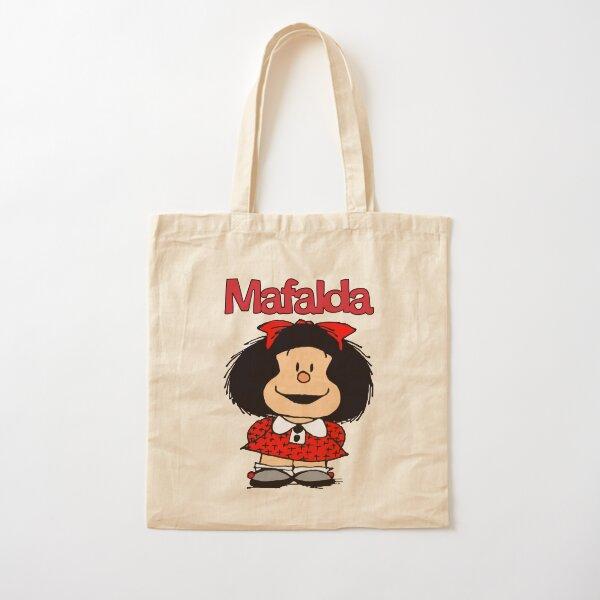 Mafalda Bolsa de algodón