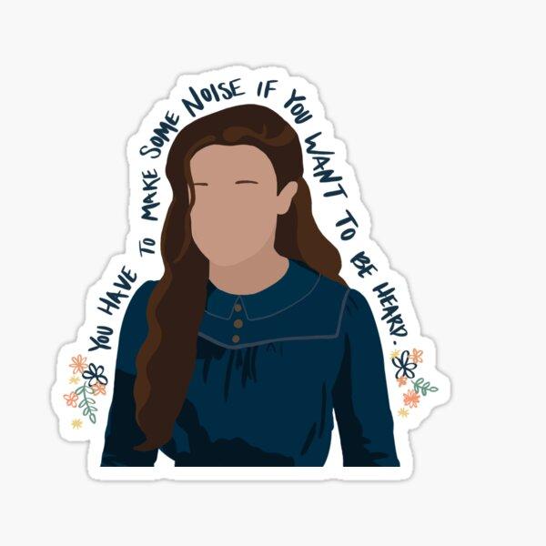 Enola Holmes  Sticker
