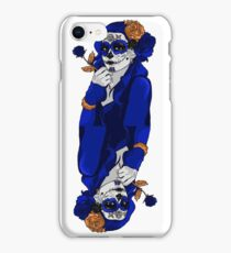 Queen of Clubs iPhone Case/Skin
