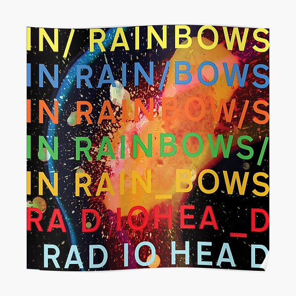 In Rainbows (HD) Poster