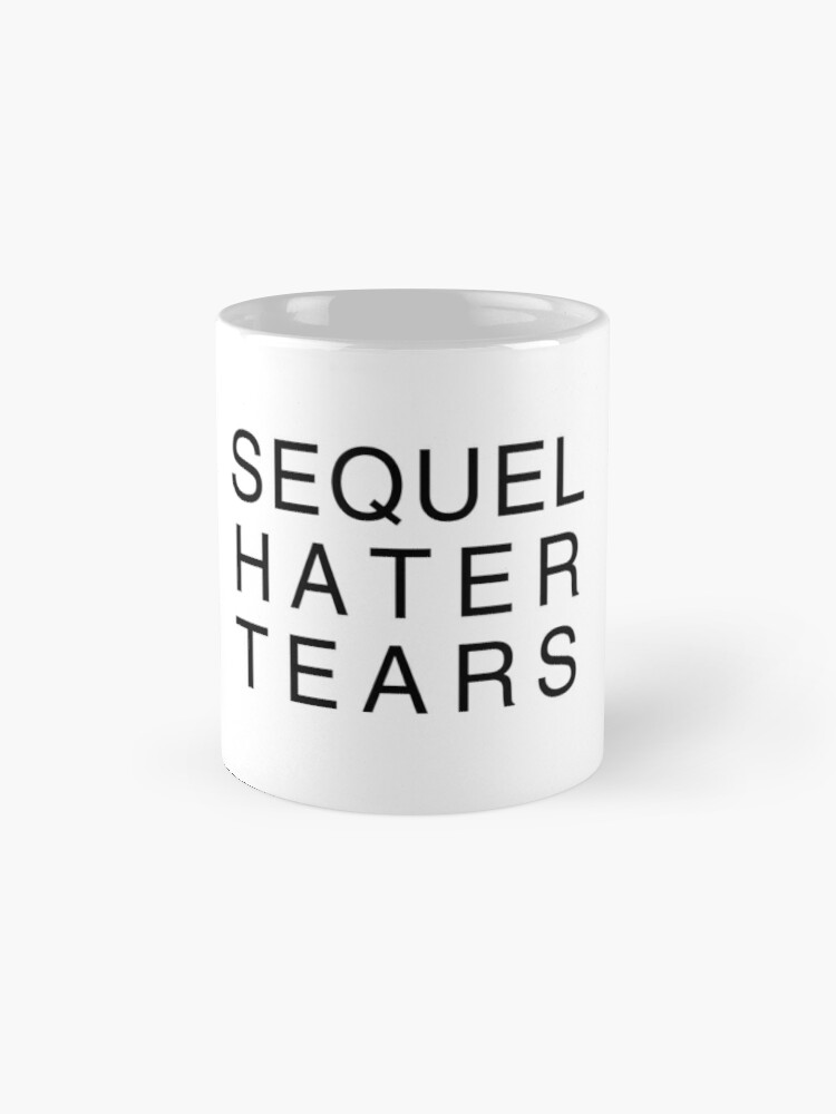 Alternate view of Sequel Hater Tears Mugs