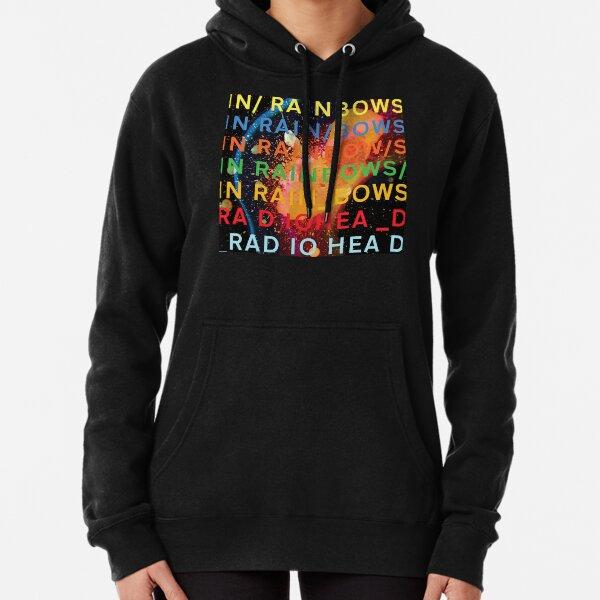 In Rainbows (HD) Pullover Hoodie