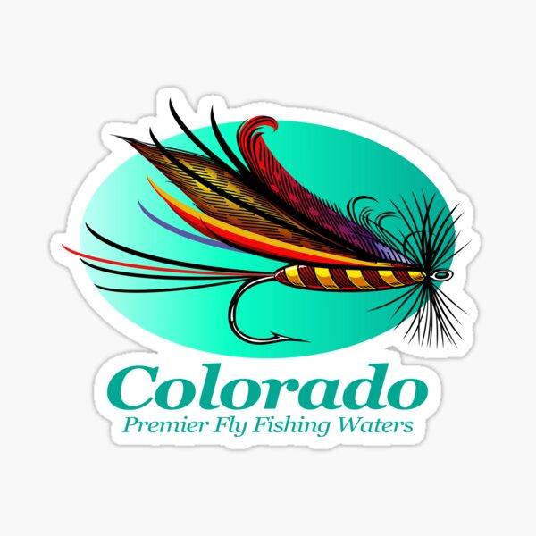 Colorado Fly Fishing (FSH) Sticker