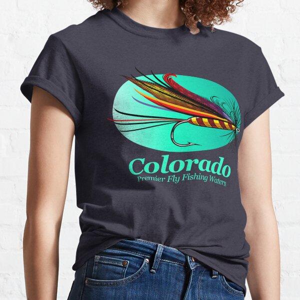 Colorado Fly Fishing (FSH) Classic T-Shirt