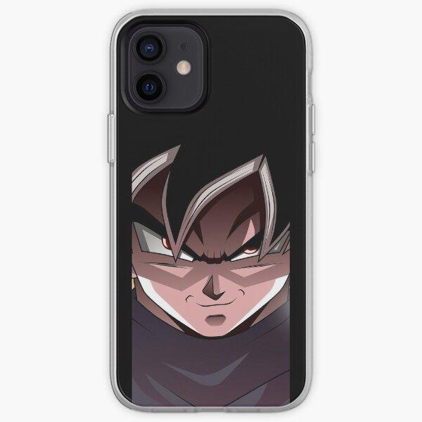 Black Goku - DBS Coque souple iPhone