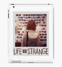 Life is strange Max iPad Case/Skin