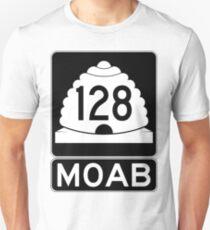 Utah 128 - Moab - SR 126 T-Shirt