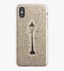 The Lamp Post iPhone Case/Skin