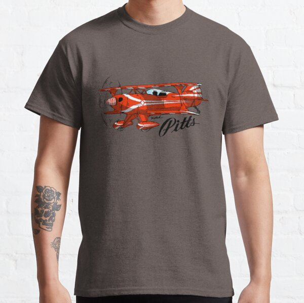 Pitts S2A N72KW Classic T-Shirt